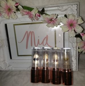 Other - FINALLY HERE 3 AVAILABLE FLOWER LIP BALMS